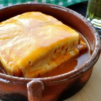 Francesinha, el mega sándwich de Oporto (Receta de Portugal) 🇵🇹