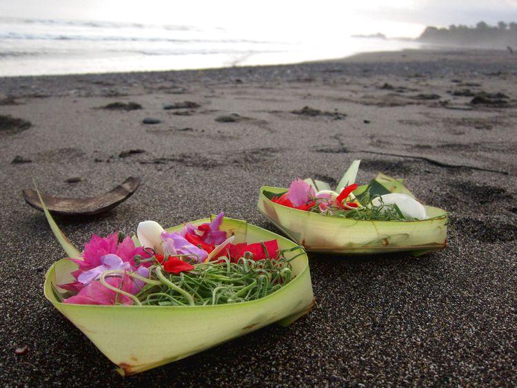 Balian Beach. La playa más tranquila de Bali