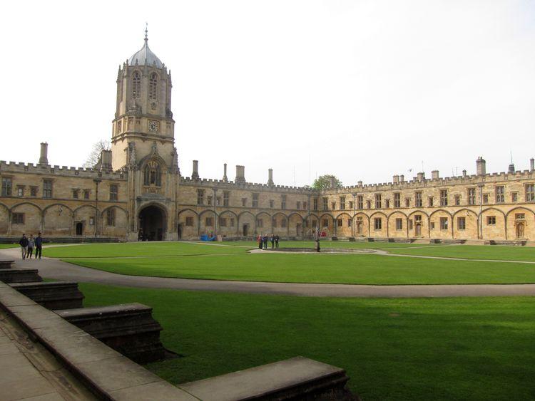 Oxford en un día
