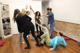 Risoterapia y juego expresivo