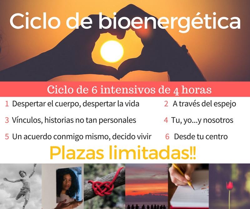 clases intensivas bioenergetica