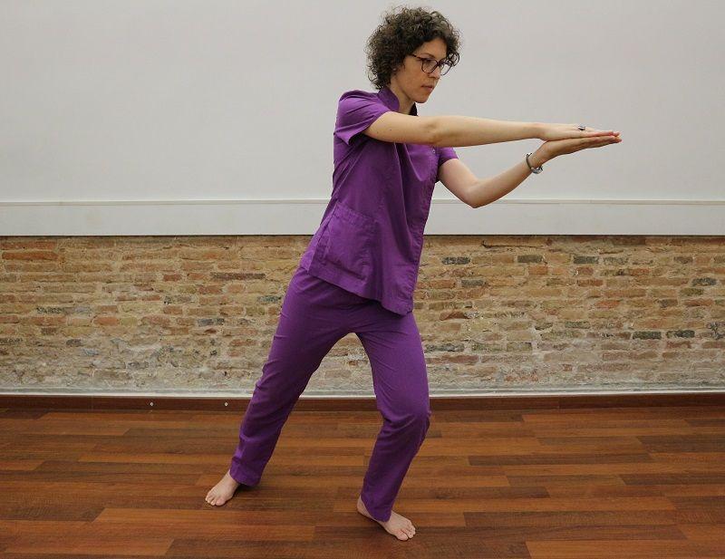 taller chi kung espalda