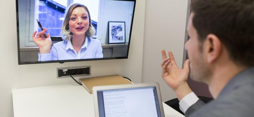 Cómo hacer una vídeo entrevista de trabajo con éxito
