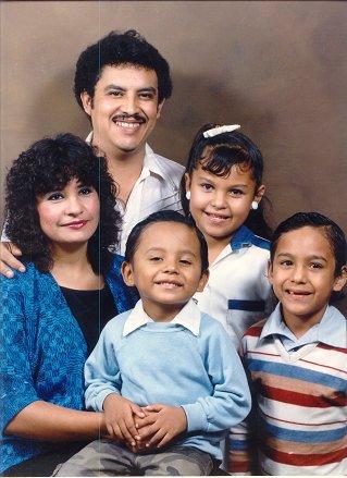 Familia Silva Segura