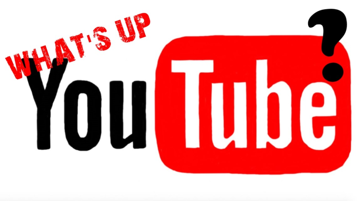 What's up Youtube ?!