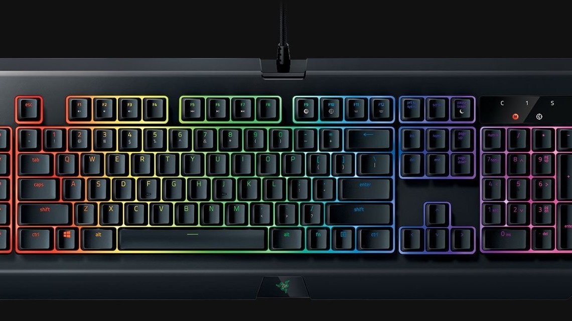 TEST – RAZER BLACKWIDOW CHROMA V2