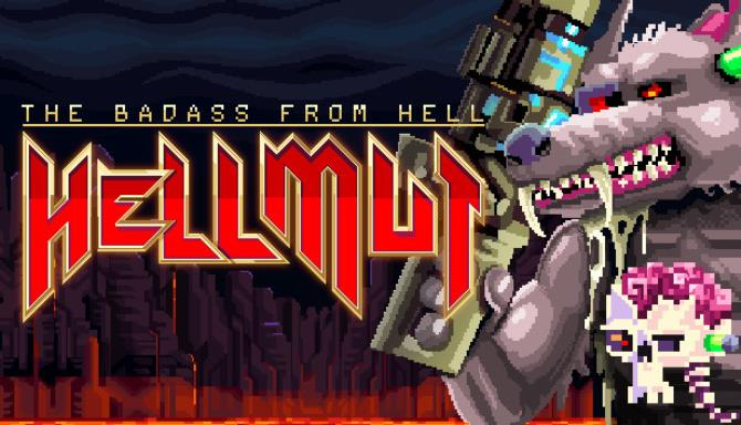 [TEST] Hellmut : Badass from Hell / Switch