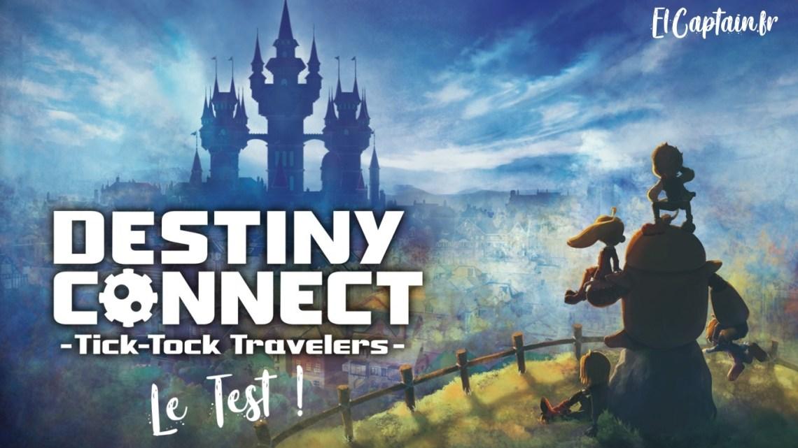 [Test] Destiny Connect : Tick Tock Travelers