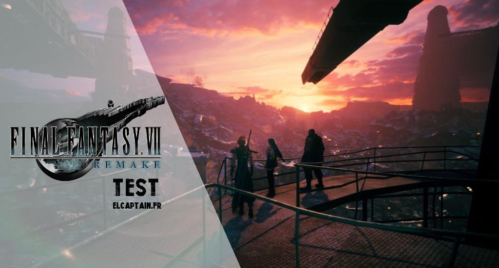 [Test] Final Fantasy 7 Remake (Part 1)