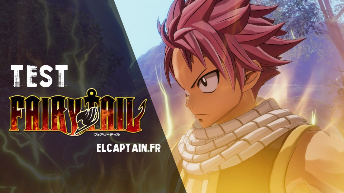 [Test] Fairy Tail – Switch