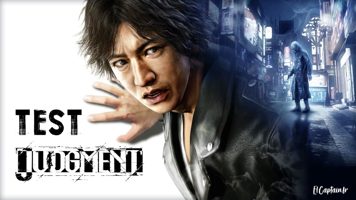 [Test] Judgment – PS5