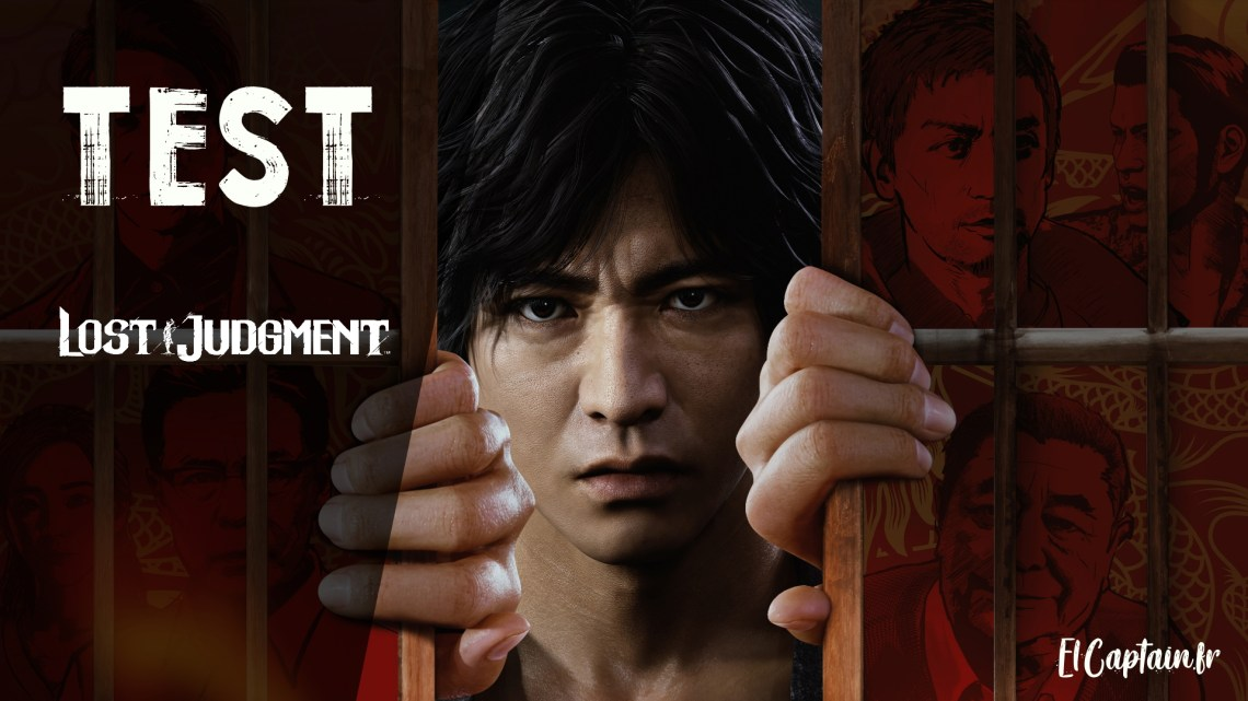 [Test] Lost Judgment – PS5