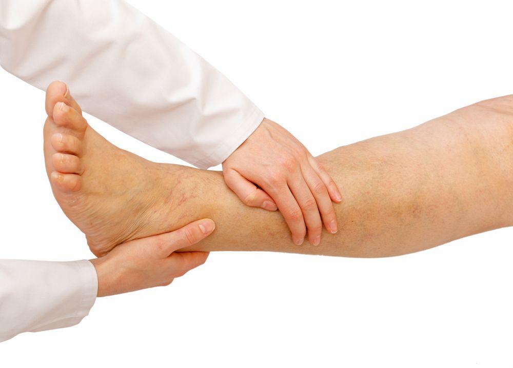 piernas hinchadas