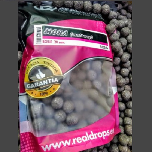 REAL DROPS BOILIES MORA 10 MM EL CARPODROMO