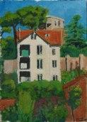 Casa al carrer de les Casetes núm. 7, Vallvidrera.