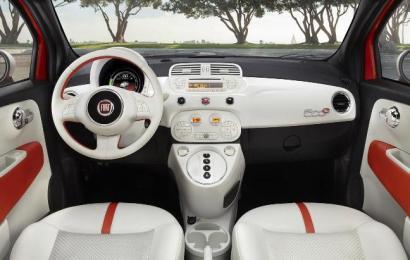 Электрический Fiat 500e распродан до конца года
