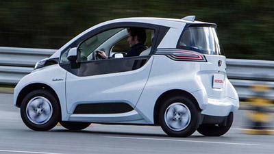 Honda «учит» парковаться свой электромобиль при помощи смартфона.