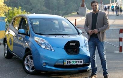 Бизнесмены-энтузиасты пытаются пересадить украинцев на электромобили