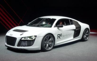 Audi  в игре…