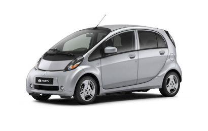 Mitsubishi передала правительству Перу 14 электромобилей
