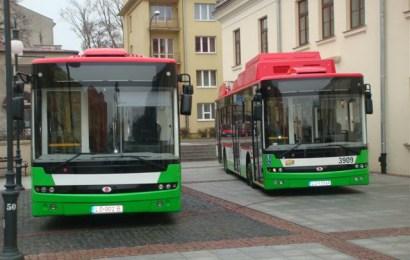 Украинский электробус «Богдан» выйдет на маршрут в польском Люблине