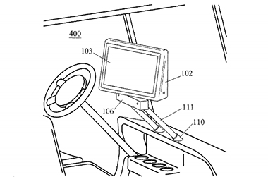 СМИ узнали о патенте Apple на электромобиль