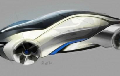 BMW планирует разработать электрический седан i5