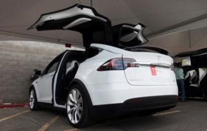 Model X станет дешевле