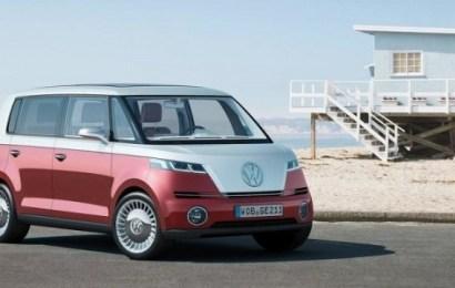 Volkswagen разработает электрический минивэн