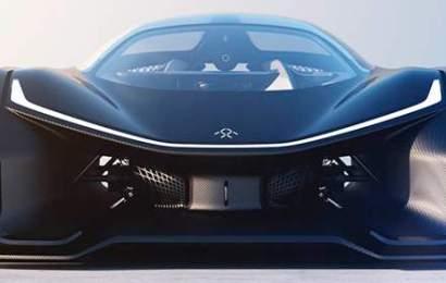 Faraday Future рассекретила 1000-сильный электрический концепт