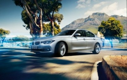 В BMW новые модели 3-Series, X4 и MINI