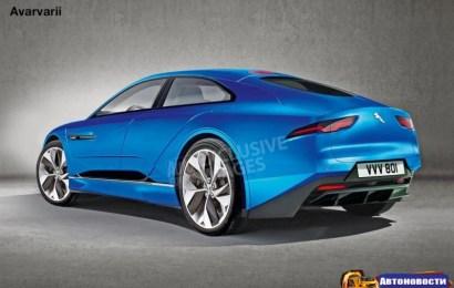 Jaguar выпустит электрический автомобиль