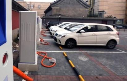 Германия увеличит количество заправок электромобилей на 80%