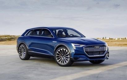 Пять ожидаемых супер электромобилей
