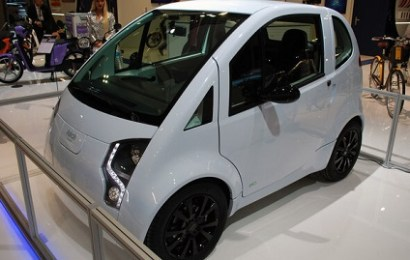 Итальянский мини электромобиль