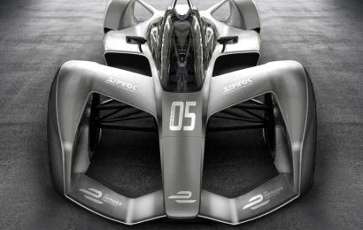 Spark Racing Technologies преставил концепцию болида на сезон 2018/19