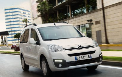 Тест-драйв Citroen Berlingo Venturi