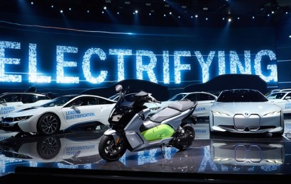 BMW и ее план электрификации