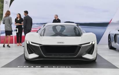 Audi инвестирует 14 млрд евро в электромобили
