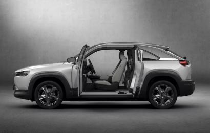 Mazda готує власний електромобіль