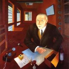 Heinrich Maria Davringausen, The Black-Marketeer, 1920