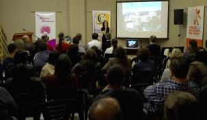 Adriana N. Fábrega en Hernando