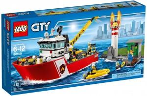 60109 barco de bomberos