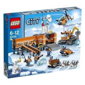 base lego artic