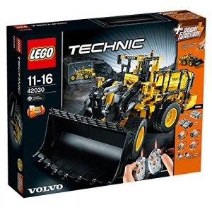 LEGO-Volvo-L350F-excavadora-con-ruedas-con-control-remoto-42030-0