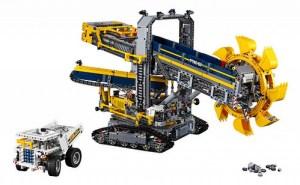 Lego Technic - Excavadora de Cangilones