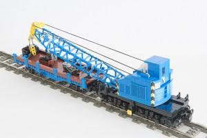 vagon grua de lego