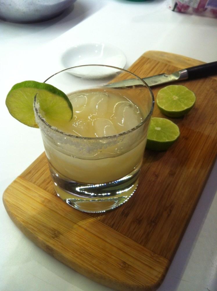 The Return! and...Wild Oats Margarita