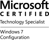 MCTS-Win7Config-logo-BW