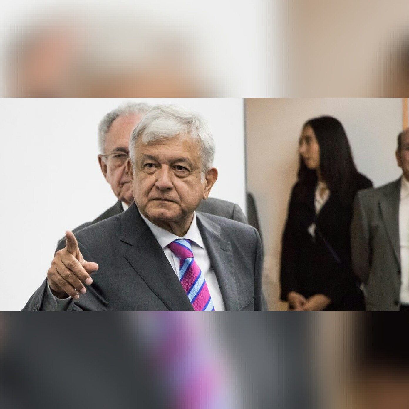 Mexico se va a la China con decisiones de Amlo